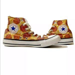 Converse All Star Pizza Hi Tops Men's 5/Women's 7